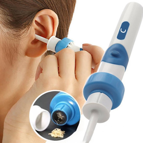 Cleaner, earcleaner, Electric, Silicone