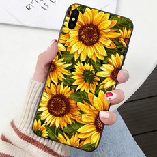 case, samsunga82018case, Sunflowers, samsungs10casecover