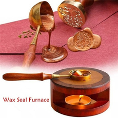 waxseal, meltingfurnace, meltingpot, Stamps