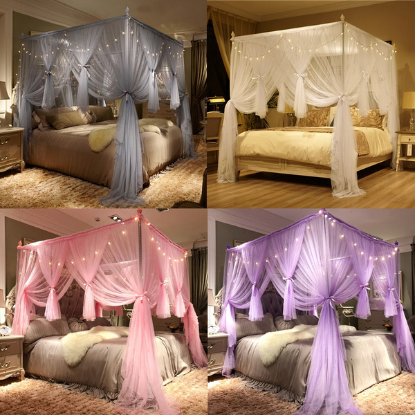 Bed Curtain Canopy For S