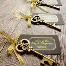 Keys, souvenirswedding, weddingbottleopener, Wedding Favors