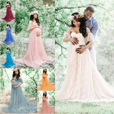 Maternity Dresses, gowns, maternityclothe, Lace