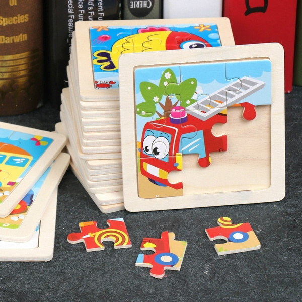 Toy, Wooden, wholesale, Puzzle