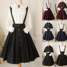 Vintage, Goth, Fashion, gothic lolita