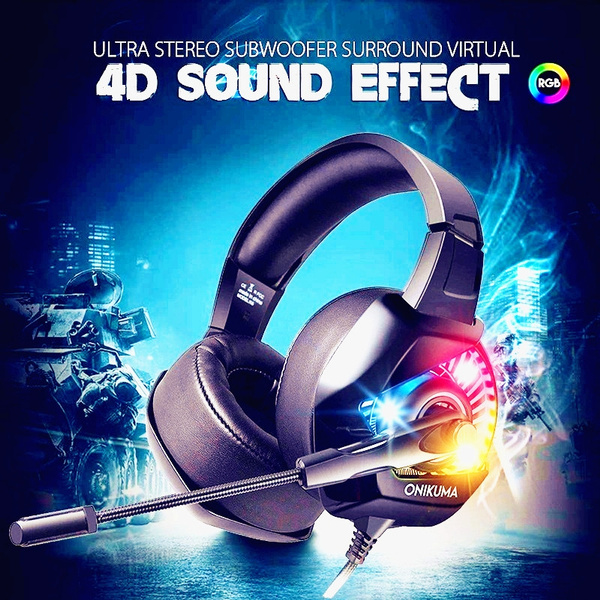 4d Sound Headphones