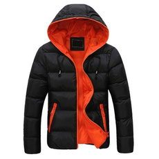 Jacket, men coat, Fashion, Cotton