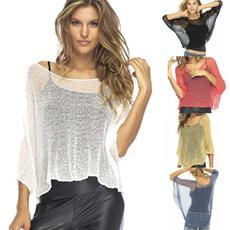 Shrugs, blouse, Sheer, bolerojacket