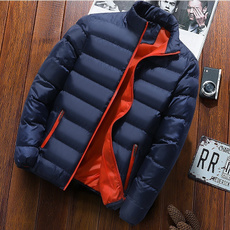 Jacket, Fashion, Cotton-padded clothes, lights