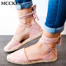 Summer, Plus Size, Women Sandals, Sewing