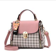 Shoulder Bags, Fashion, Satchel, leather