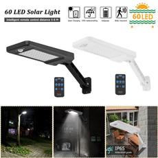 walllight, solarsensorlight, led, Garden