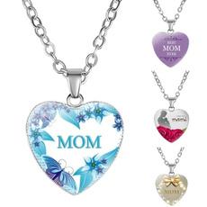 Heart, giftformommy, essentialoildiffuser, Jewelry