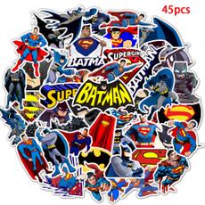 Car Sticker, luggagesticker, Superman, Luggage