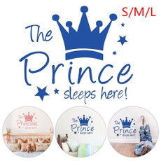 Home Decor, Stickers, crown, homeampliving