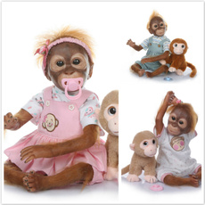 Toy, Cotton, monkey, Gifts