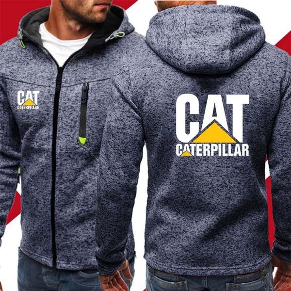 Casual Hoodie, zippershoodie, cathoodie, zippers