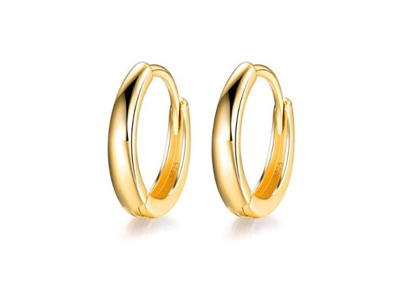 Sterling, goldplated, Jewelry, gold