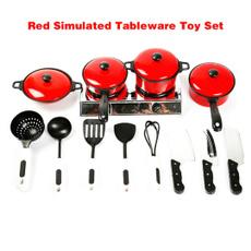Role Playing, Kitchen & Dining, miniatureplaypan, kidstoyset