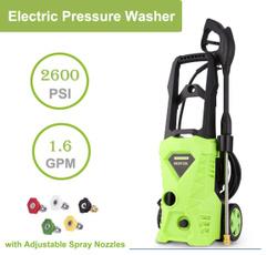 Electric, wand, carwasher, pressurewasherpump