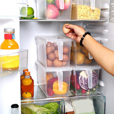 Box, Container, Almacenaje, fridge