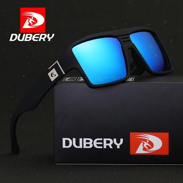 Men Sport Polarized Sunglasses Outdoor Driving Fishing Fashion Square Glasses