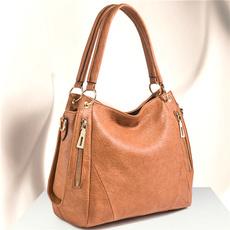 women bags, women's shoulder bags, Fashion, highcapacity
