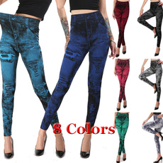 Women Pants, pencil, Leggings, Fashion