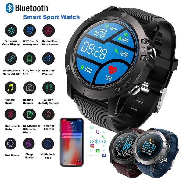 Zeblaze Vibe 3 Pro Color Touch Display Sports Smart Watch Fitness