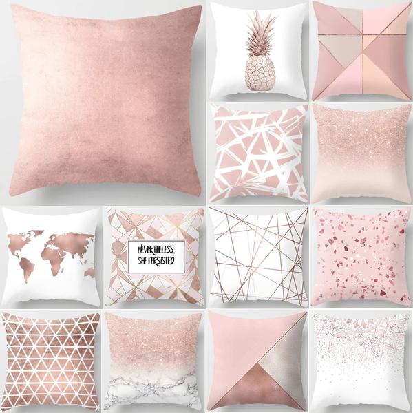 pink, sofathrowpillow, Sofas, Simple