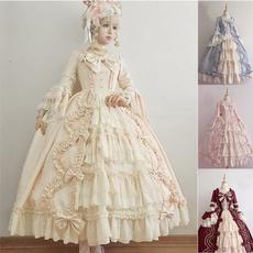 cute, Plus Size, Lolita fashion, Sleeve