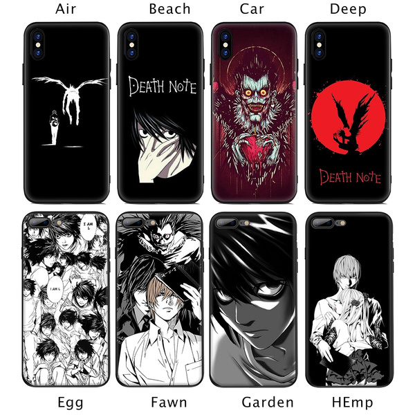 cover iphone 7 death note