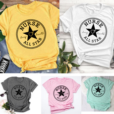 Shorts, Star, Shirt, Sleeve