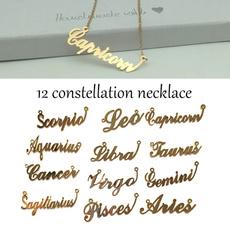 Jewelry, Gifts, necklace pendant, virgo