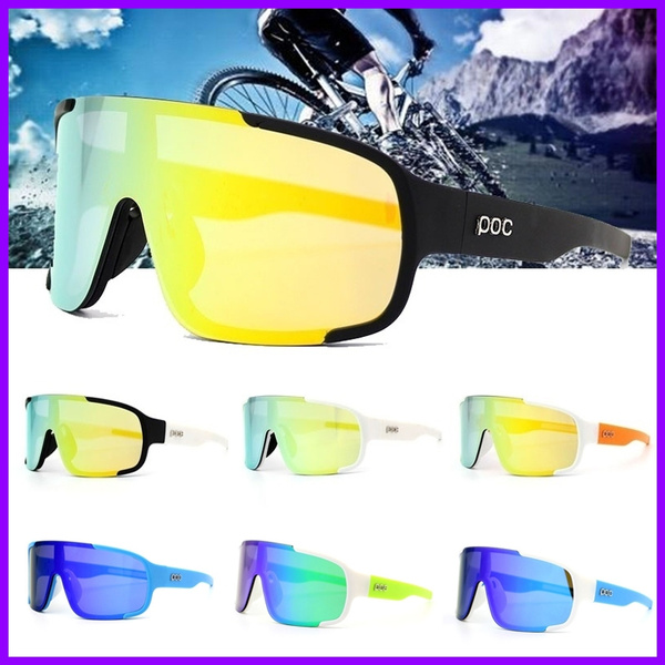 3 Pair Brand New Lens Polarized UV400 Cycling Sunglasses Bicycle Glasses