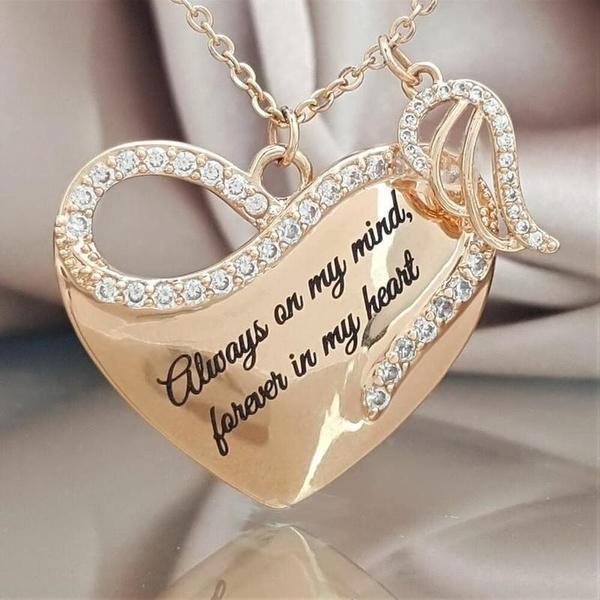 Beautiful, Heart, Love, Angel