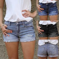 Summer, Leggings, Shorts, high waist