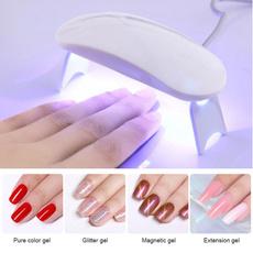 Mini, led, UV Gel Nail, Tool