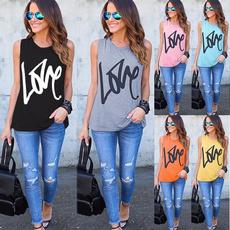 blouse, Summer, Fashion, Love