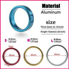 Steel, delayring, Sex Product, Jewelry