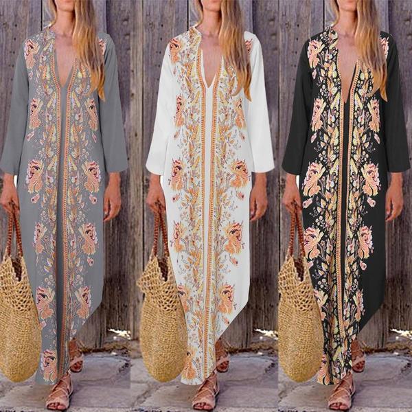 long skirt, tunic, indianskirt, Sleeve