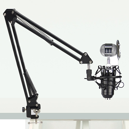 Microphone Stand Microphone Stand Desktop Nb35 Live Cantilever Bracket Universal Bracket Microphone Stand