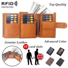 Shorts, idholder, Wallet, leather