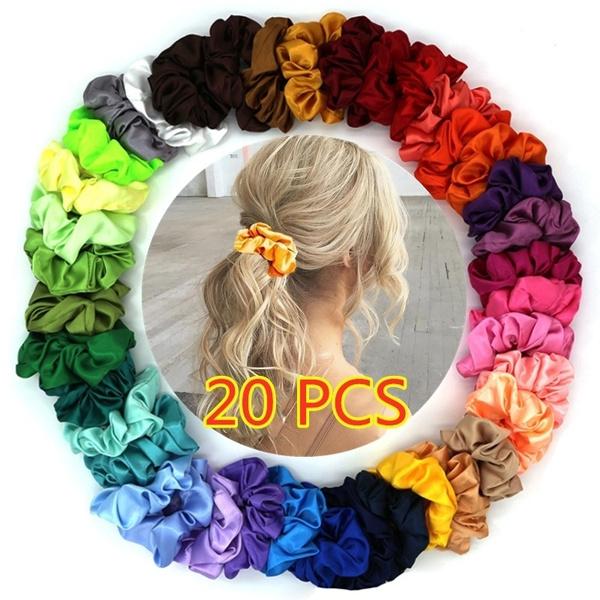 hair, womensfashionampaccessorie, silk, satinhairrope