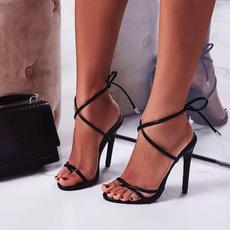 Sandals, Womens Shoes, summersandal, Lace