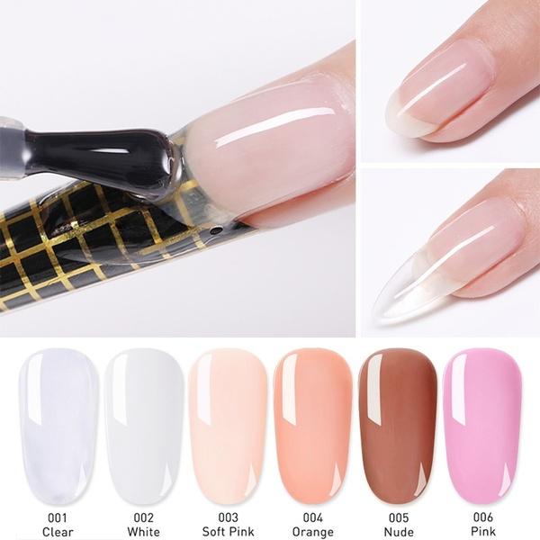 extensiongelpolish, nailextensionkit, art, nail tips