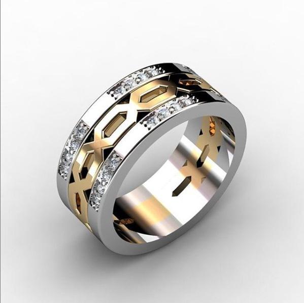 Sterling, Fashion, gold, Modern