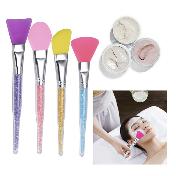 Cosmetic Brushes, Silicone, Masks, Tool