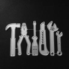screwdrivertoolsmetalcuttingdie, papercuttingmetaldie, Tool, Metal