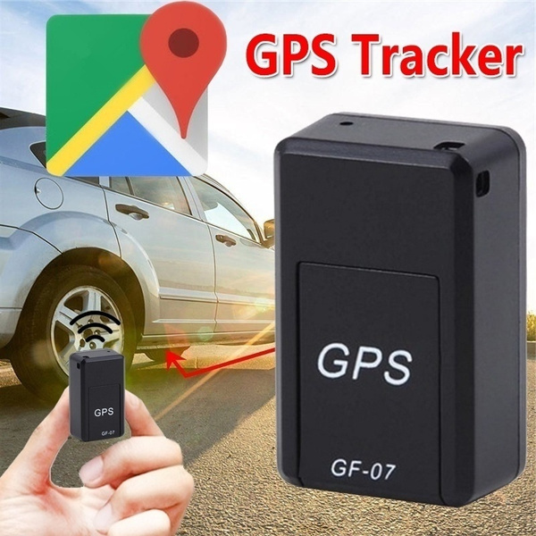 Portable Magnetic Hidden GPS Tracker for Car Vehicle Tracking Device Real NEW