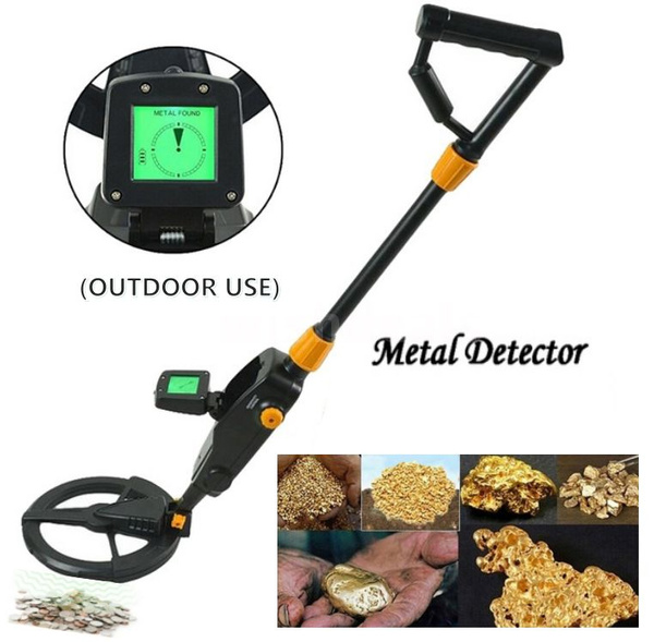 MD-1008A Underground Metal Detector Searching Gold Treasure Hunter Kids Gift